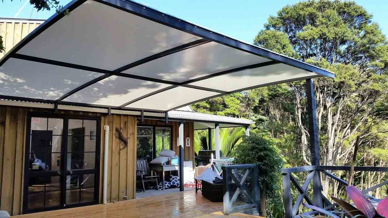 Patio Cover Auckland | Deck Shade Solutions NZ | Caravan Cover