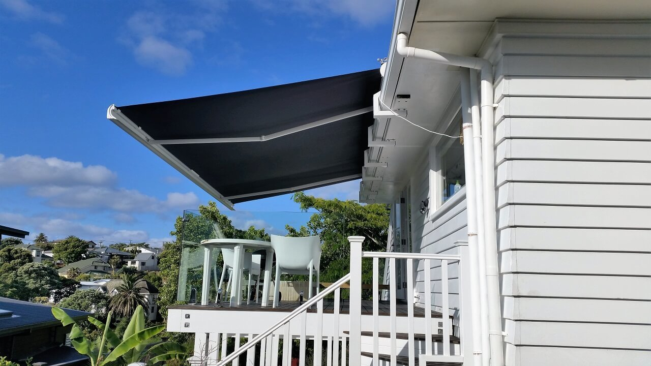 Patio Cover Auckland   Deck Shade Solutions NZ   Caravan Cover